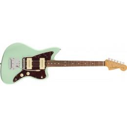 Fender Vintera 60s Jazzmaster Modified Pau Ferro Fingerboard Surf Green Front