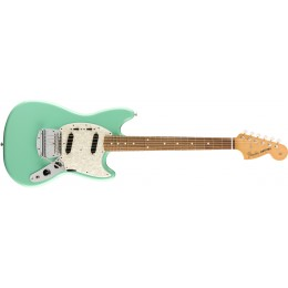 Fender Vintera 60s Mustang Sea Foam Green Front