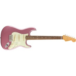 Fender Vintera 60s Stratocaster Modified Burgundy Mist Metallic Front