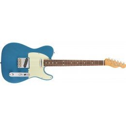 Fender Vintera 60s Telecaster Modified Lake Placid Blue Front