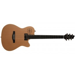 Godin-A6-Ultra-Natural-SG-Front