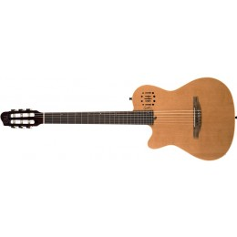 Godin Multiac Encore Left Handed Natural SG Electro Classical Guitar