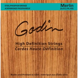 Godin Seagull M4 Merlin High Definition Strings