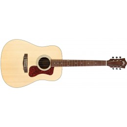 Guild D-240E Westerly Archback Dreadnought Acoustic Natural