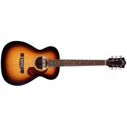 Guild M-240E Troubadour Vintage Sunburst Electro Acoustic