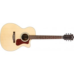 Guild OM-240CE Westerly Archback Orchestra Cutaway Acoustic