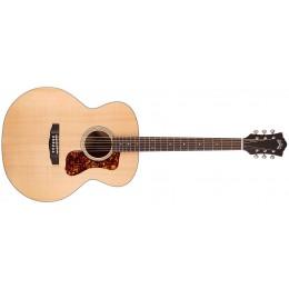 Guild BT-240E Baritone Electro-Acoustic Guitar Front