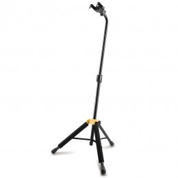 Hercules-GS414B-PLUS-AGS-Guitar-Stand-Black-Front