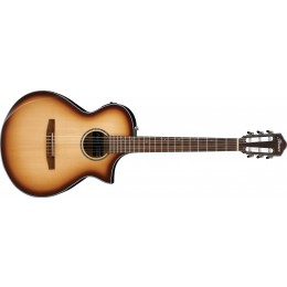 Ibanez-AEWC300N-NNB-Electro-Classical-Natural-Browned-Burst-High-Gloss-Front