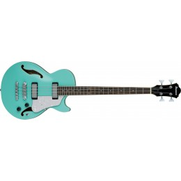 Ibanez-AGB260-SFG-Artcore-Vibrante-Semi-Hollow-Bass-Sea-Foam-Green-Front