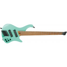 Ibanez EHB1005MS 5-String Multi-Scale Headless Bass Sea Foam Green Matte Front