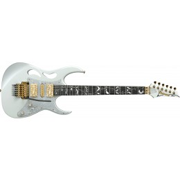 Ibanez PIA3761 Steve Via Signature Stallion White Front