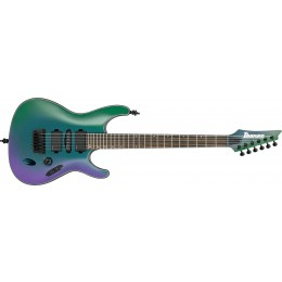 Ibanez S671ALB Axion Label Blue Chameleon Front