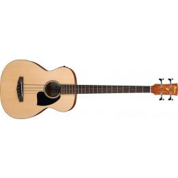 Ibanez PCBE12-OPN Acoustic Bass Open Pore Natural Front
