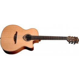 LAG TN170ASCE Tramontane N170 Slim Electro-Classical Guitar Front