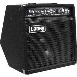 Laney AH80 Audiohub 80 Watt Amplifier Combo Left Angle