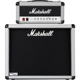 Marshall 2525H with 2536 Silver Jubilee 2x12 Half Stack