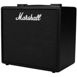 Marshall CODE25 1x10 Combo Guitar Amp Angle 2