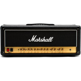 Marshall DSL100H Head Amplifier Front