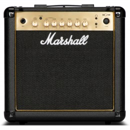Marshall MG15GR Guitar Amp Combo With Reverb Front