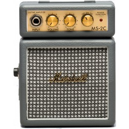 Marshall MS2C Micro Amp Classic Grey Finish