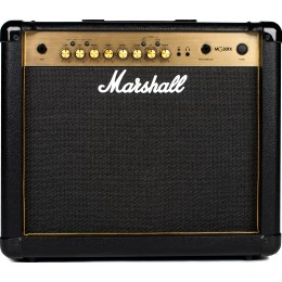 Marshall MG30GFX Guitar Amp Combo Gold Front