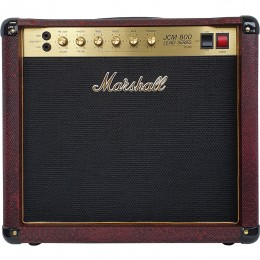Marshall Studio Classic SC20C Combo Burgundy Snakeskin Front