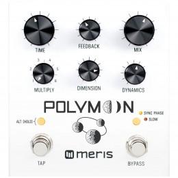 Meris Polymoon Delay Pedal Front