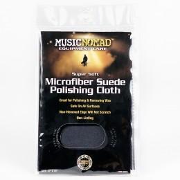 MusicNomad Microfibre Suede Polishing Cloth