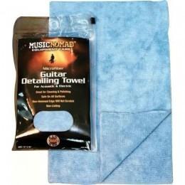 MusicNomad Microfibre Guitar Detailing Towel