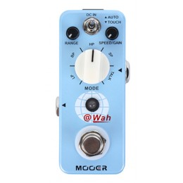 MOOER @Wah Digital Auto Wah MAW3 Guitar Effects Pedal
