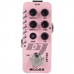 Mooer-D7-Delay-front