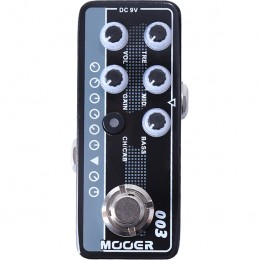 MOOER Power Zone 003 MMPA3 Guitar Preamp Pedal