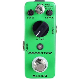 MOOER Repeater Digital Delay Pedal MDD2