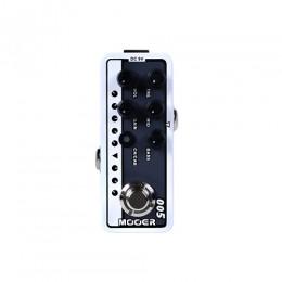 MOOER 005 MMPA5 Guitar Preamp Pedal