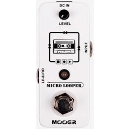 MOOER Micro Looper Guitar Pedal MML1