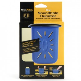 MusicNomad Humitar Acoustic Guitar Soundhole Humidifier Packaging