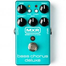 MXR M83 Bass Chorus Deluxe Front