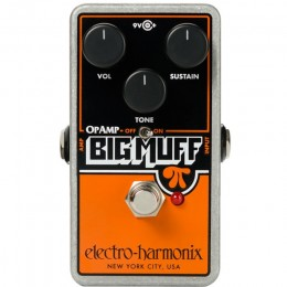 Electro Harmonix Op Amp Big Muff