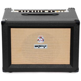 Orange Crush CR60C Black Guitar Amp Combo Front Angle