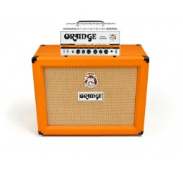 Orange Dual Terror with PPC212OB Half Stack Deal