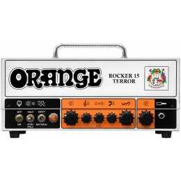 Orange Rocker 15 Terror Head Amplifier Front