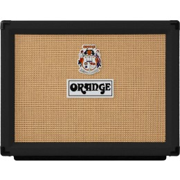 Orange Rocker 32 Black Combo Valve Guitar Amp Front