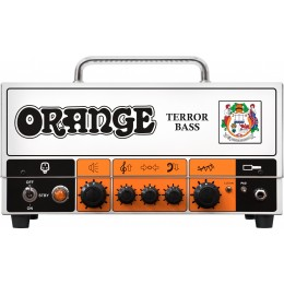 Orange-Terror-Bass-2-Head Front