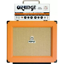 Orange Dual Terror PPC112 Half Stack Amp Package