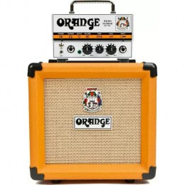 Orange Micro Terror PPC108 Half Stack Amplifier Package