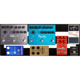 Pedaltrain Metro 24 Pedalboard with Gig Bag PT-M24-SC