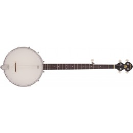 Pilgrim Progress VPB12 Open Back 5-String Banjo Front