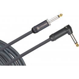 Planet Waves American Stage Instrument Cable, Right Angle, 20 feet