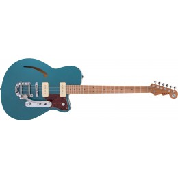 Reverend Club King 290 Deep Sea Blue, Roasted Maple